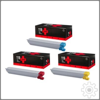119 C&C 삼성 재생토너 CLT-808S 3색 1SET 컬러 2K SL-X4250LX